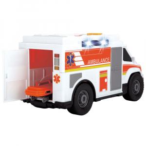 Masina ambulanta Dickie Toys Medical Responder cu accesorii4