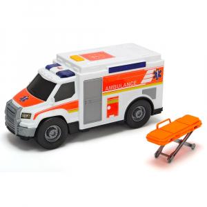 Masina ambulanta Dickie Toys Medical Responder cu accesorii0