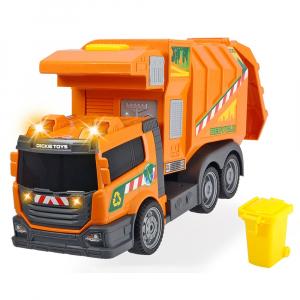 Masina de gunoi Dickie Toys Garbage Collector cu accesorii0