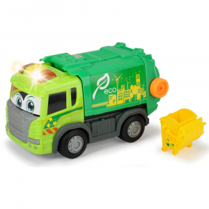 Masina de gunoi Dickie Toys Happy Scania [1]
