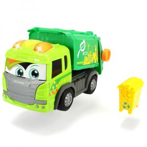 Masina de gunoi Dickie Toys Happy Scania [0]