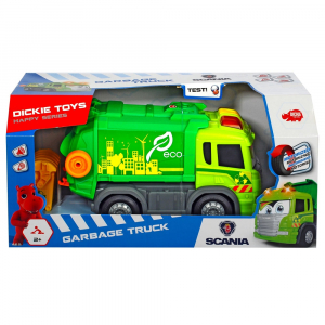Masina de gunoi Dickie Toys Happy Scania [3]