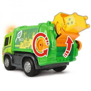 Masina de gunoi Dickie Toys Happy Scania Truck5