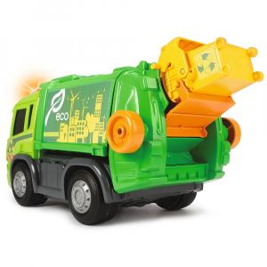 Masina de gunoi Dickie Toys Happy Scania Truck2