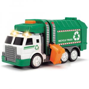 Masina de gunoi Dickie Toys Recycling Truck FO0