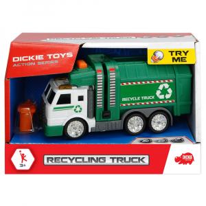 Masina de gunoi Dickie Toys Recycling Truck FO5