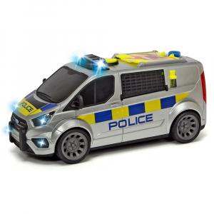 Masina de politie Dickie Toys Ford Transit0