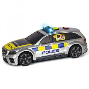 Masina de politie Dickie Toys Mercedes AMG E430