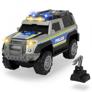 Masina de politie Dickie Toys Police SUV cu accesorii0