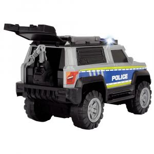 Masina de politie Dickie Toys Police SUV cu accesorii3