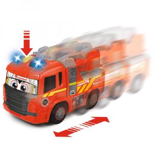 Masina de pompieri Dickie Toys Happy Scania Fire Truck1