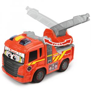 Masina de pompieri Dickie Toys Happy Scania Fire Truck3