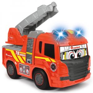 Masina de pompieri Dickie Toys Happy Scania Fire Truck4