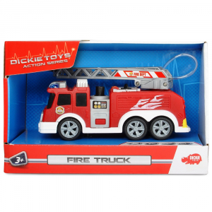 Masina de pompieri Dickie Toys Mini Action Series Fire Truck [2]
