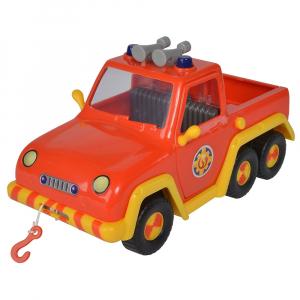 Masina de pompieri Simba Fireman Sam Venus cu figurina si accesorii [3]