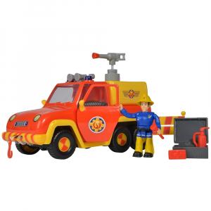 Masina de pompieri Simba Fireman Sam Venus cu figurina si accesorii [0]