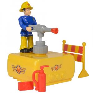 Masina de pompieri Simba Fireman Sam Venus cu figurina si accesorii [5]