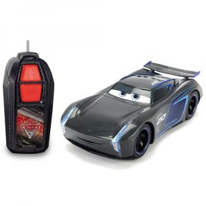 Masina Dickie Toys Cars 3 Single-Drive Jackson Storm cu telecomanda [0]
