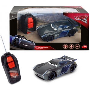 Masina Dickie Toys Cars 3 Single-Drive Jackson Storm cu telecomanda [1]