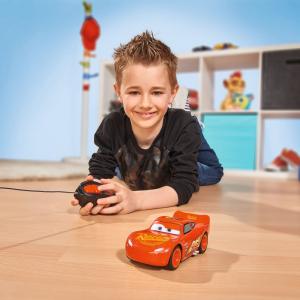 Masina Dickie Toys Cars 3 Single-Drive Lightning McQueen cu telecomanda [1]