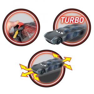 Masina Dickie Toys Cars 3 Turbo Racer Jackson Storm cu telecomanda1