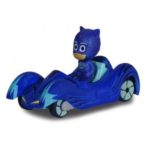 Masina Dickie Toys Eroi in Pijama Cat-Car cu figurina1