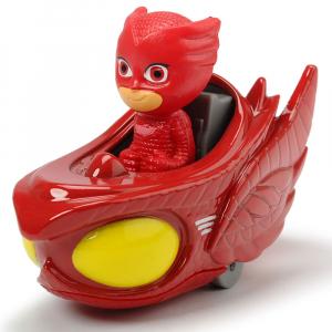 Masina Dickie Toys Eroi in Pijama Owl-Glider cu figurina [0]
