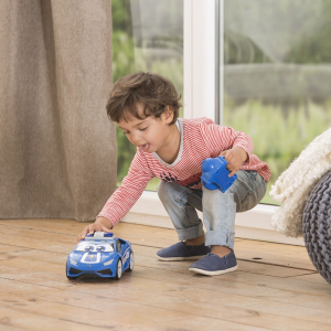 Masina Dickie Toys Happy Police Lamborghini Huracan cu telecomanda8