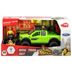 Masina Dickie Toys Playlife Bike Trail Set cu figurina si accesorii [9]