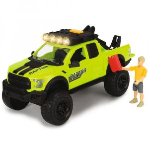 Masina Dickie Toys Playlife Bike Trail Set cu figurina si accesorii [2]