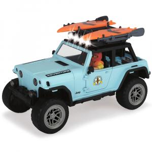 Masina Dickie Toys Playlife Surfer Set cu figurina si accesorii [5]