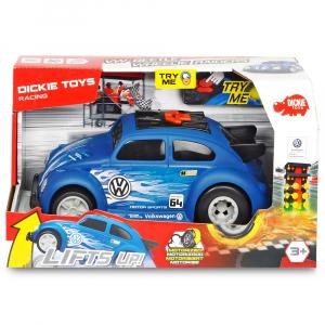 Masina Dickie Toys Volkswagen Beetle Wheelie Raiders [3]