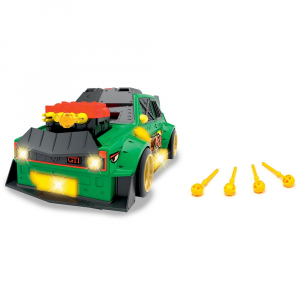 Masina Dickie Toys Volkswagen Golf 1 GTI cu proiectile2