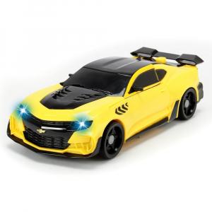 Masina robot transformabil Dickie Toys Bumblebee Transformers Robot Fighter [0]
