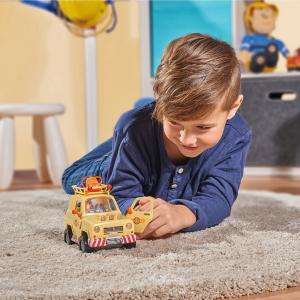 Masina Simba Fireman Sam Tom's 4x4 cu 1 figurina si accesorii [8]