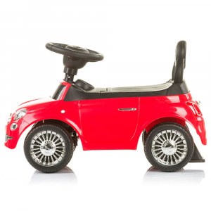 Masinuta Chipolino Fiat 500 red [2]
