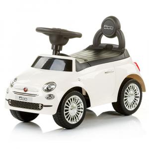 Masinuta Chipolino Fiat 500 white [0]