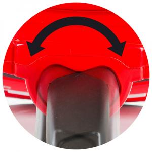 Masinuta de impins Chipolino Mercedes AMG GLE 63 red [8]