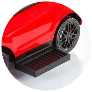 Masinuta de impins Chipolino Mercedes AMG GLE 63 red [3]