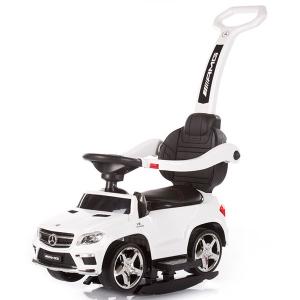 Masinuta de impins Chipolino Mercedes Benz GL63 AMG white [0]