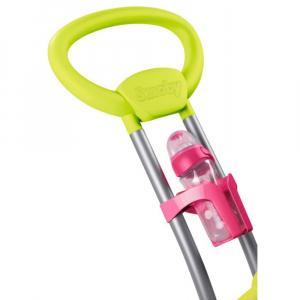 Masinuta de impins Smoby Bubble Go 2 in 1 pink6