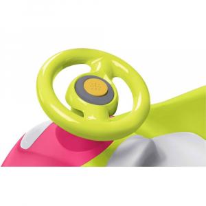 Masinuta de impins Smoby Bubble Go 2 in 1 pink9