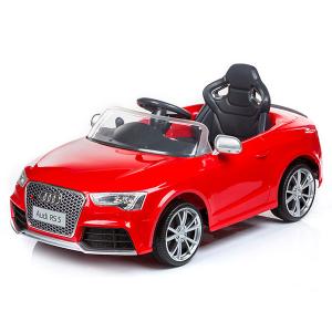 Masinuta electrica Chipolino Audi RS05 red [0]