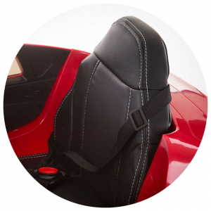 Masinuta electrica Chipolino BMW X6 red5