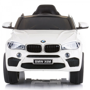 Masinuta electrica Chipolino BMW X6 white1