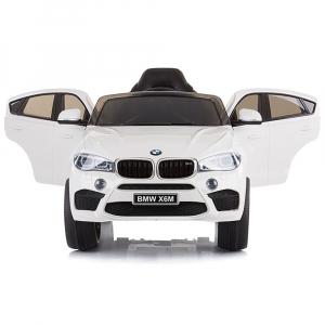 Masinuta electrica Chipolino BMW X6 white2
