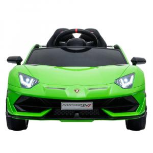 Masinuta electrica Chipolino Lamborghini Aventador SVJ green4