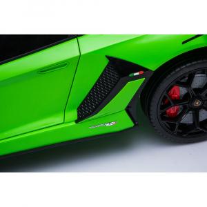 Masinuta electrica Chipolino Lamborghini Aventador SVJ green11