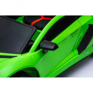 Masinuta electrica Chipolino Lamborghini Aventador SVJ green9