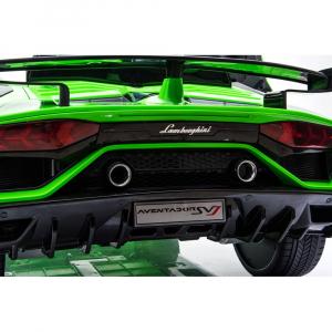 Masinuta electrica Chipolino Lamborghini Aventador SVJ green19